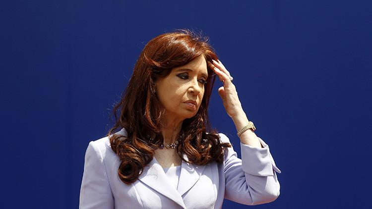 Cristina Fernández procesada en la causa de dólar futuro