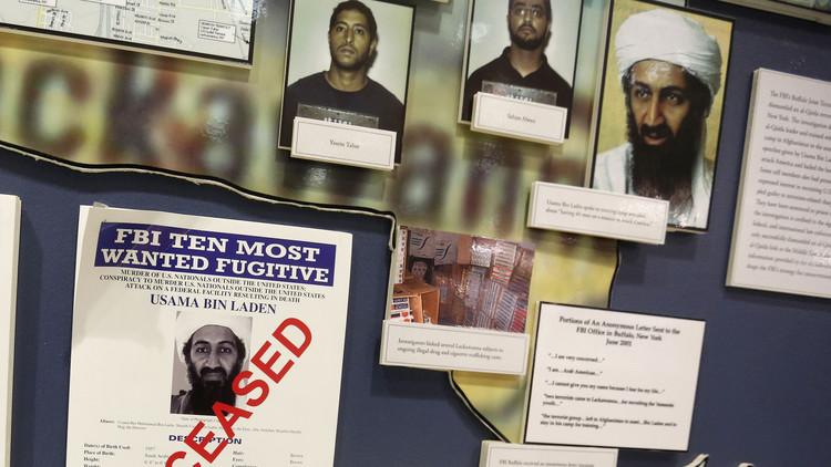 """Un hijo de Osama bin Laden podría asumir el control del Al Qaeda """"de nueva generación"""""""