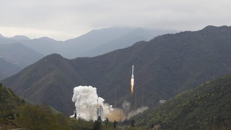 China lanza con éxito un satélite de detección remota de la Tierra