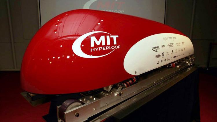 Así es la cápsula para transporte ultrarrápido Hyperloop (Video, fotos)
