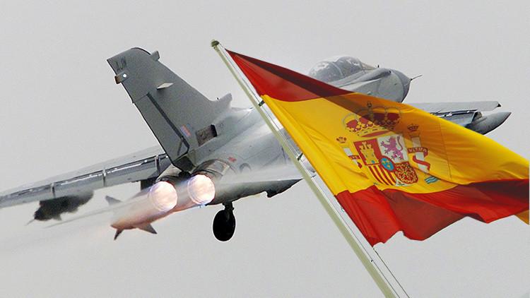 España prohíbe al avión del canciller británico usar su espacio aéreo