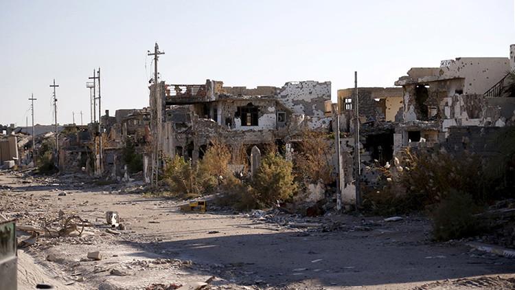 Ramadi: una ciudad iraquí liberada que sigue con heridas (fotos)