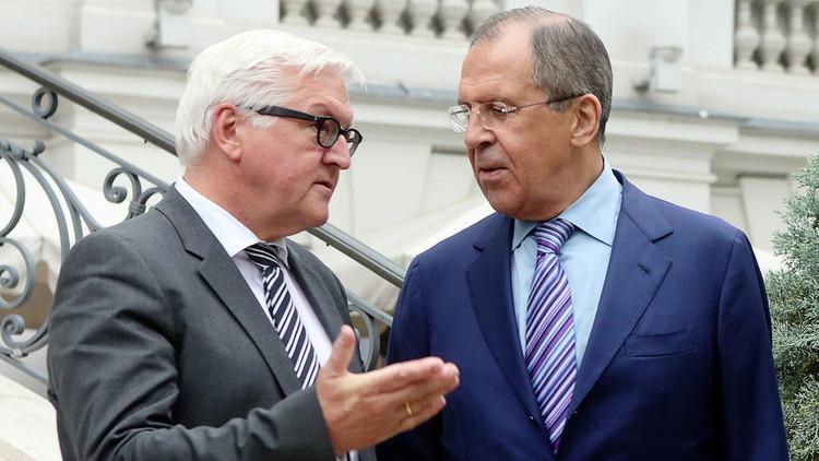 """Alemania: """"Occidente tiene interés particular en la cooperación con Rusia"""""""