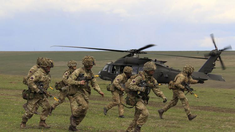 Seis Ejércitos de la OTAN y países neutrales maniobran en Rumanía (video)