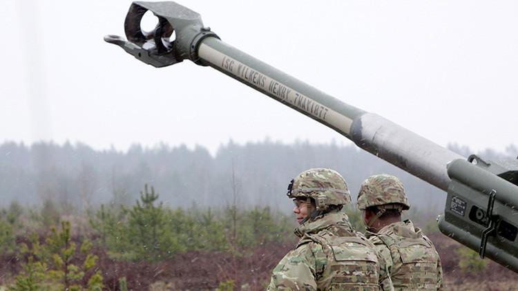 La 'punta de lanza' de la OTAN no sería efectiva en el caso de un conflicto con Rusia