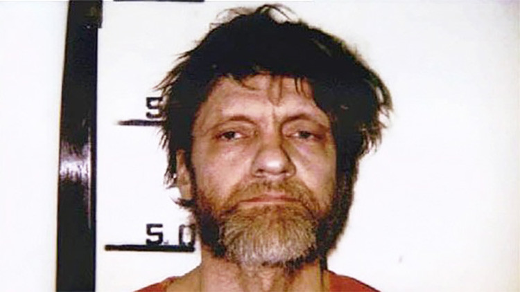 El terrorista 'genio' Unabomber fue producto de un experimento en Harvard