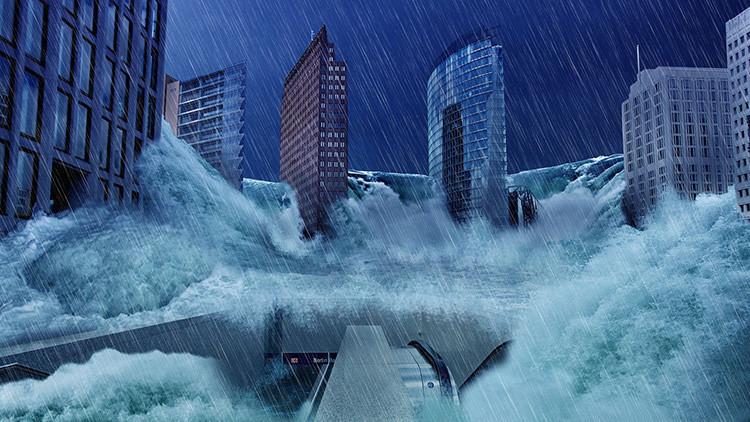 Se cierne la amenaza de diluvio sobre más de 1.000 millones de personas