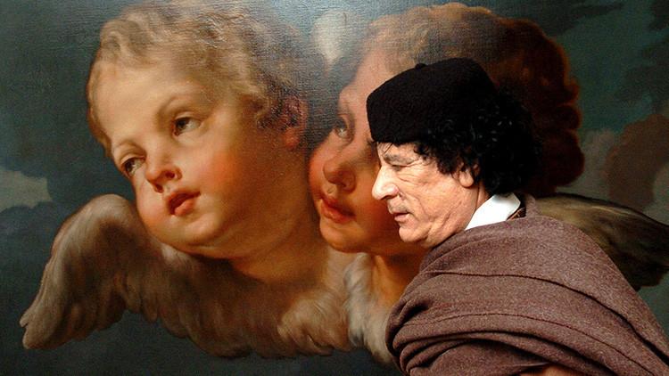 El oro de Gaddafi: Libia tiene millones escondidos en una caja fuerte, pero no puede abrirla