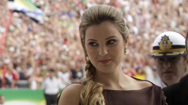 'Playboy' y compras de lujo: Detalles sobre la nueva primera dama de Brasil provocan indignación