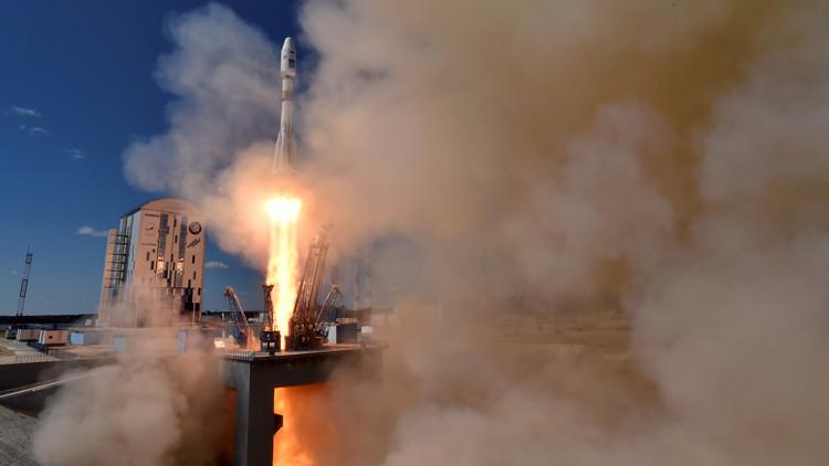Nuevo video: Filman el histórico lanzamiento del cosmódromo ruso Vostochny a bordo del cohete