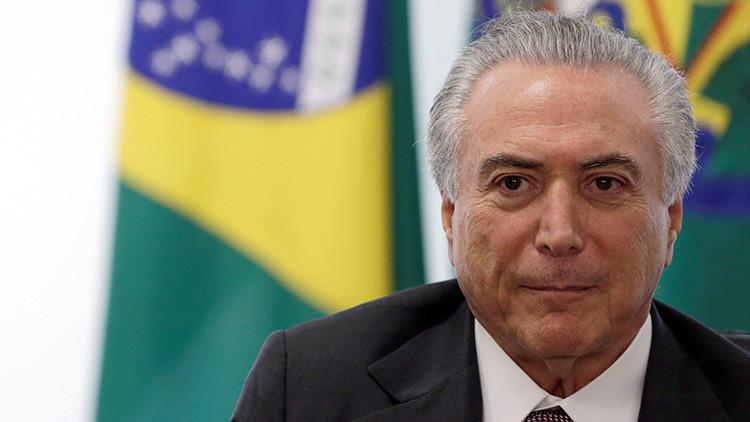 POLÍTICA | Presidente de Brasil visitará Paraguay en octubre