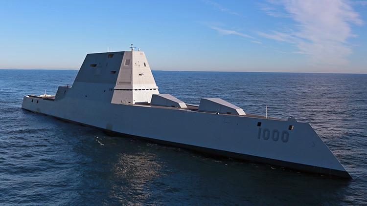 ¿Cómo será el mayor destructor de la historia de EE.UU. que pronto entrará en servicio?