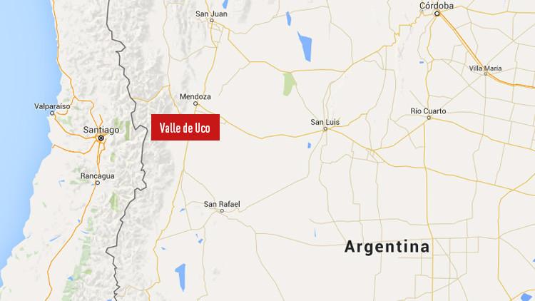 Argentina: Un intenso sismo sacude la provincia de Mendoza