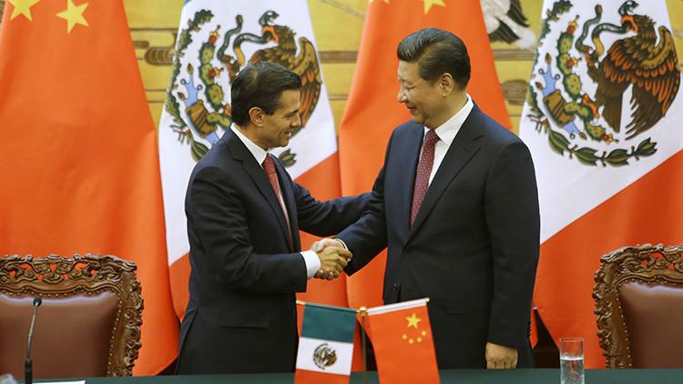 China apunta sus inversiones al sur de México