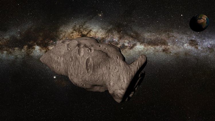 Científicos encuentran evidencia del colosal impacto de un asteroide contra la Tierra