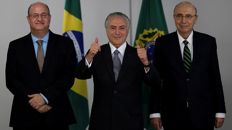 El Tribunal Supremo de Brasil analizará la apertura de un 'impeachment' contra Michel Temer