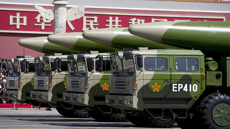 'Asesinos de Guam': EE.UU., en alerta ante el potencial de los nuevos misiles balísticos chinos