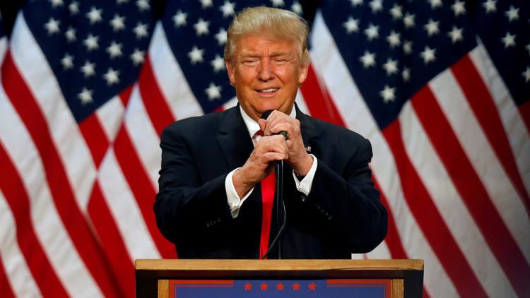 Trump promete suprimir el control financiero de los bancos impuesto tras la crisis de 2008