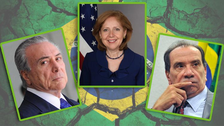 Tres figuras clave en la crisis de Brasil que tienen relación con EE.UU.