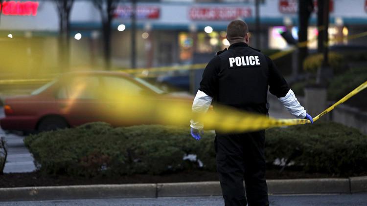 Impactante video: Un estadounidense muere en plena detención policial