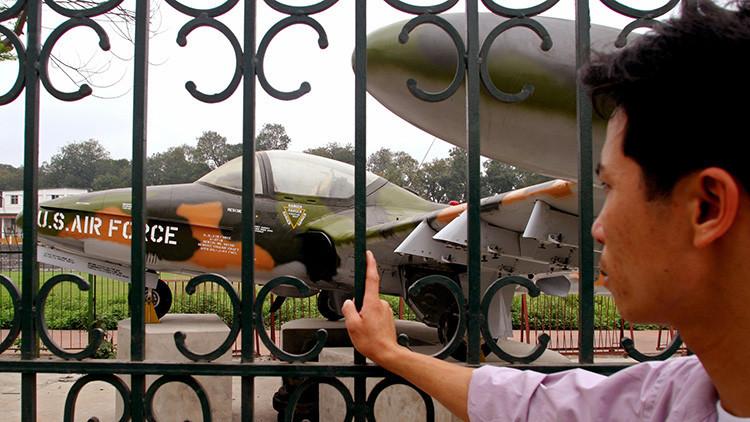 ¿Olvidado el agente naranja?: Obama contempla la venta de armas a Vietnam