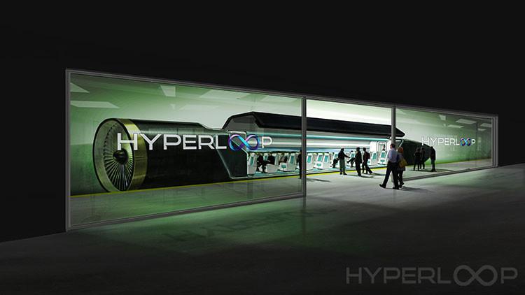 Rusia puede ser pionera en la aplicación de los trenes de ultravelocidad de Elon Musk