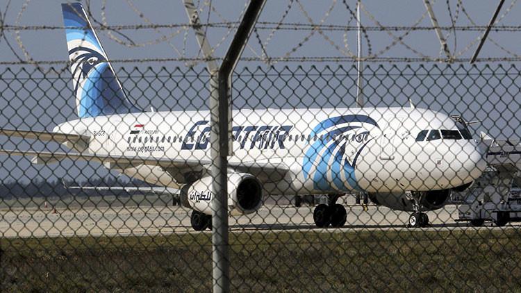 Teoría de la conspiración vincula el avión de EgyptAir con el Boeing de Malaysia Airlines