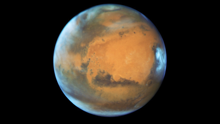 'Megatsunamis' con olas de 120 metros arrasaron las costas de Marte