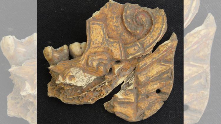 Pobladores de una antigua civilización mexicana utilizaban collares hechos con mandíbulas humanas