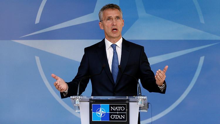 La portavoz del Ministerio de Exteriores ruso responde fuerte y claro a las declaraciones de la OTAN