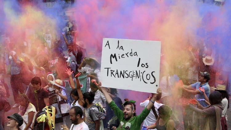 La Marcha internacional contra Monsanto: 40 países y más de 400 ciudades