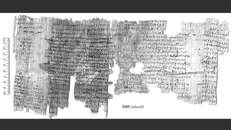 Descifran dos hechizos de amor, sexo y sometimiento en papiros egipcios de 1.700 años