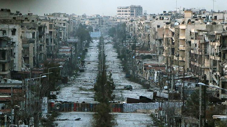 El comandante del Mando Central de EE.UU. llega a Siria en una visita secreta