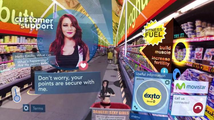 Video: El espeluznante futuro en el que lo virtual se mezcla con lo real