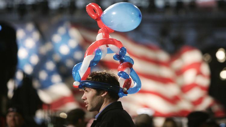 Los globos de fiesta, nueva 'amenaza' para la Casa Blanca