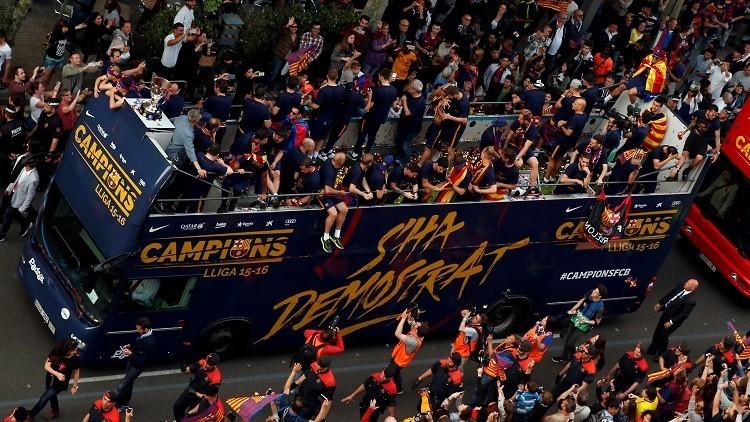 El Barcelona consigue la Copa del Rey en la prórroga contra el Sevilla