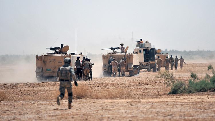 Irak lanza una operación militar para retomar la ciudad de Faluya de manos del Estado Islámico