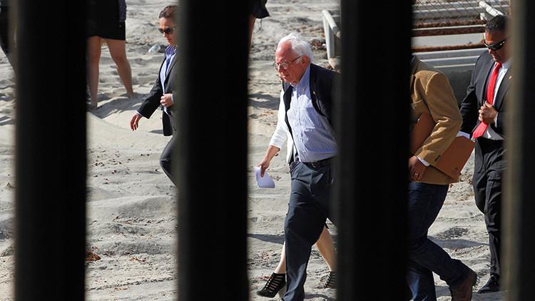 """Bernie Sanders: """"Millones de indocumentados merecen una vía para obtener la ciudadanía"""""""