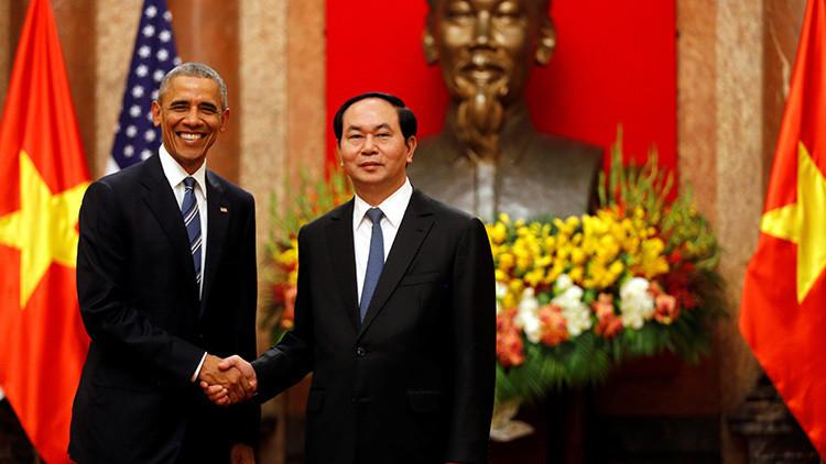 EE.UU. levanta totalmente el embargo de armas letales a Vietnam