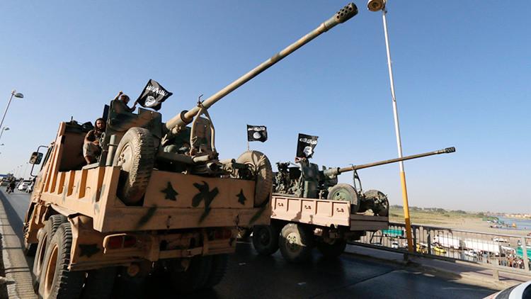 El Estado Islámico realiza experimentos químicos con sus prisioneros en Irak