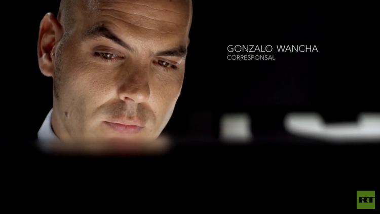 Gonzalo Wancha, corresponsal