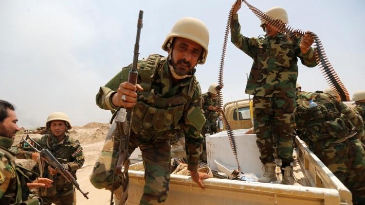 El Ejército iraquí arrebata al Estado Islámico un distrito cerca de la 'ciudad de las mezquitas'