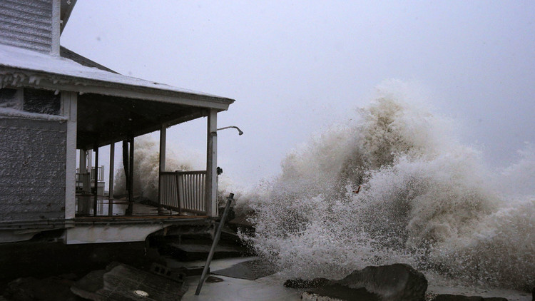 Foto: Inventan un Arca de Noé en forma de bola que salvará vidas ante desastres