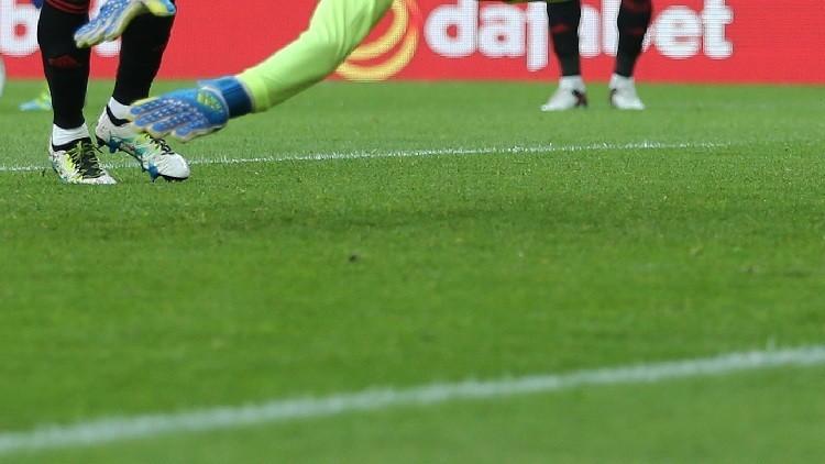 Video: muere un futbolista tras recibir un rodillazo en la cara