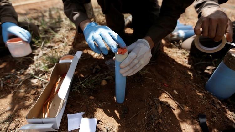 """""""Escándalo absoluto"""": bombas de racimo británicas matan a niños en Yemen"""