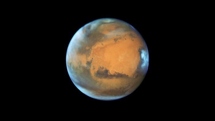 La Hubble capta una impresionante imagen de Marte en su posición más cercana a la Tierra