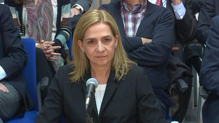 España: Manos Limpias exigió 20 millones de euros para salvar a la hermana del rey del banquillo