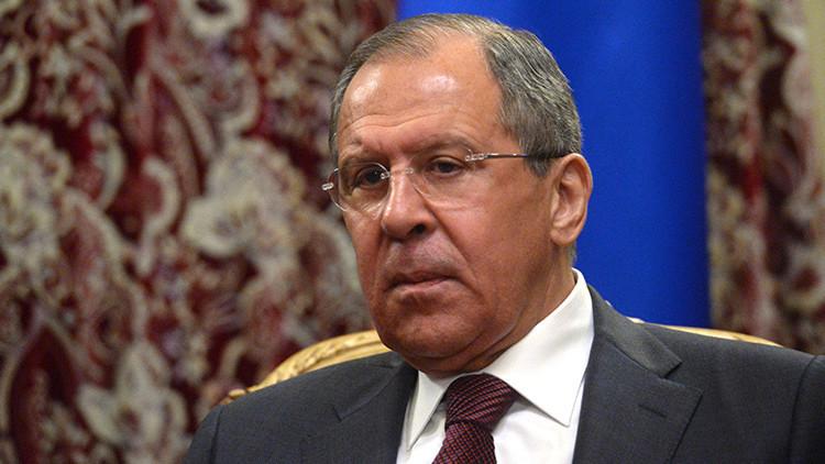 """Lavrov: """"La cooperación entre Rusia y China es una prioridad para Moscú"""""""