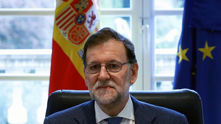 España: la carta de Rajoy provoca la indignación de la oposición