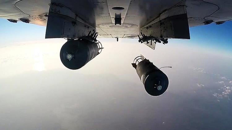 Rusia explica por qué su operación en Siria no tendrá nada que ver con la de Afganistán
